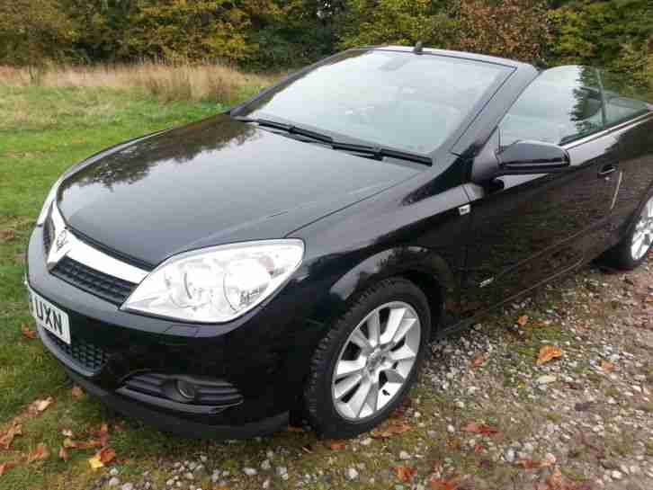 Vauxhall Astra T-Top Design CDTI Convertible 1.9.
