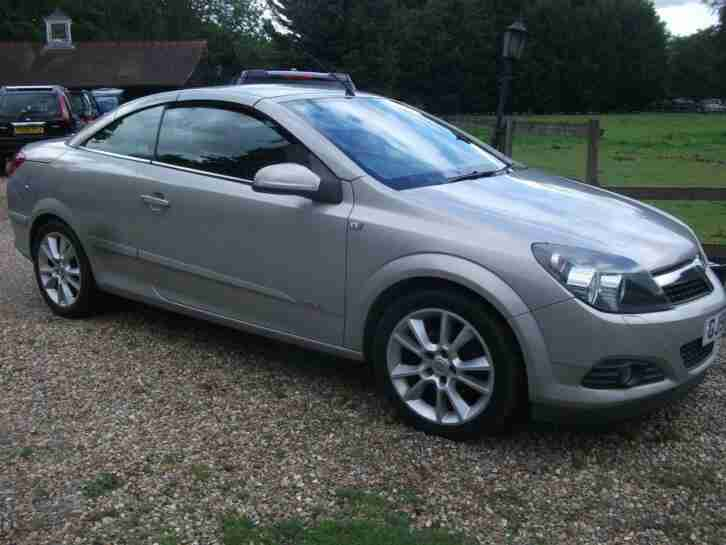 Astra TWIN TOP DESIGN 3 Door LOW