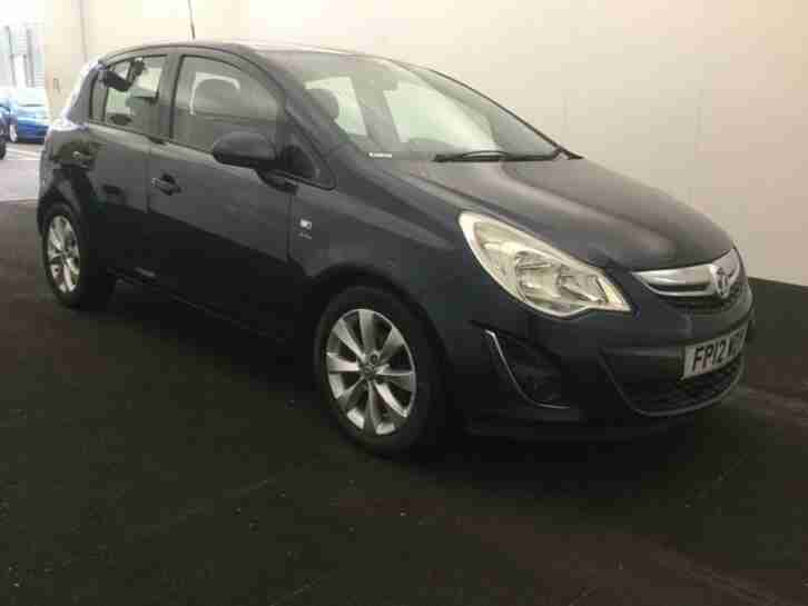Corsa 1.2 ACTIVE AC. Well Specd,