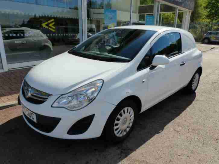 Vauxhall Corsa 1.2. Other car from United Kingdom