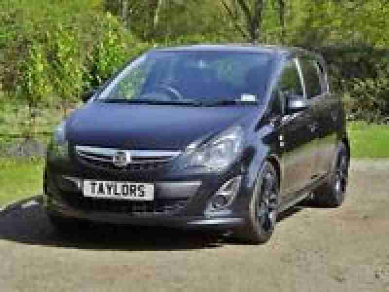 Corsa 1.2 Limited Edition 3dr PETROL