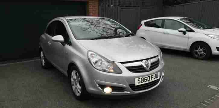 Vauxhall Corsa 1.2. Vauxhall car from United Kingdom
