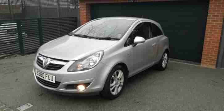 Vauxhall Corsa 1.2 With Optional Extra's