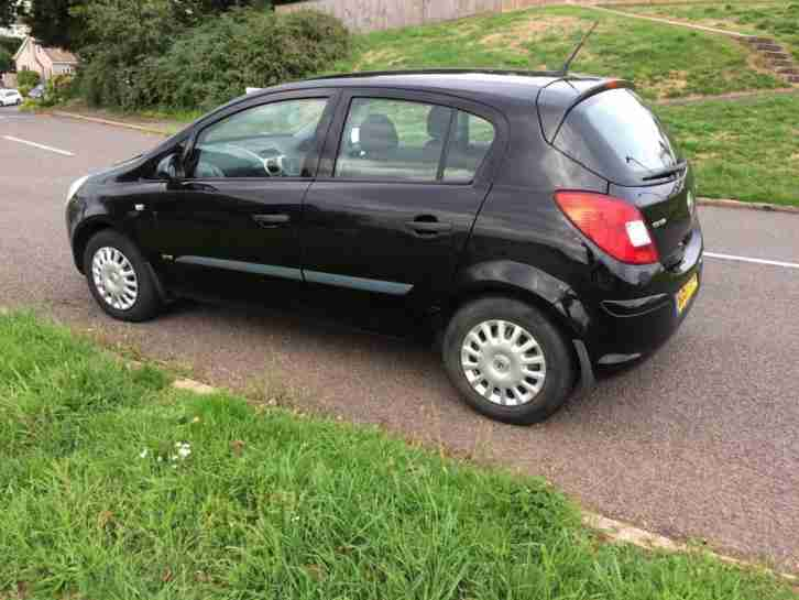 Vauxhall Corsa 1.3 CDTi 16v Life 2007 Diesel Manual 5 Door Cheap Tax & Insurance