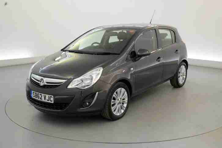 Vauxhall Corsa 1.4. Opel car from United Kingdom
