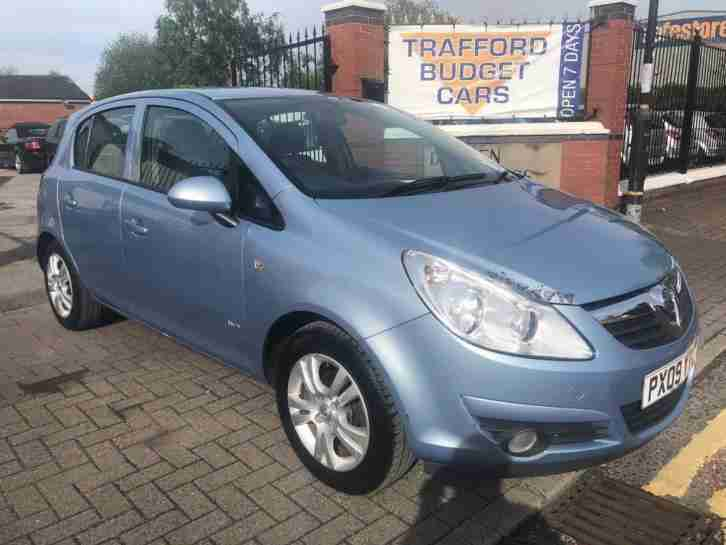 Corsa 1.4 club, 2009, mot May 19, 5