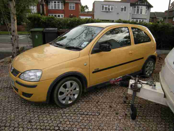 Vauxhall Corsa Dual Fuel