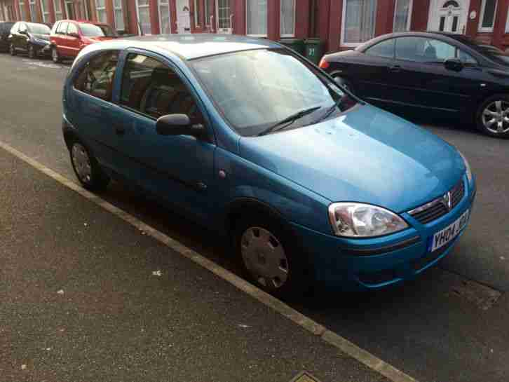 Vauxhall Corsa Life Spares or Repairs
