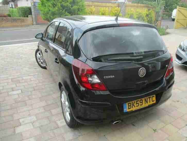 Corsa assisted