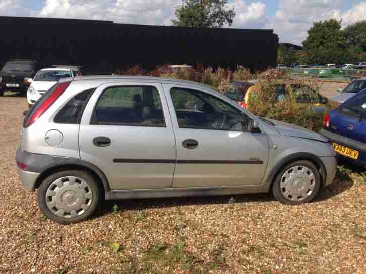 Vauxhall Corsa spares or repair