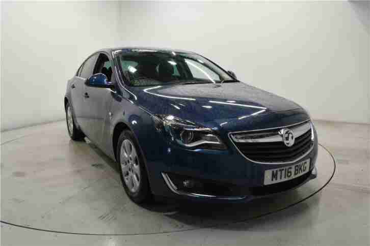 Vauxhall Insignia 1.6. Land & Range Rover car from United Kingdom