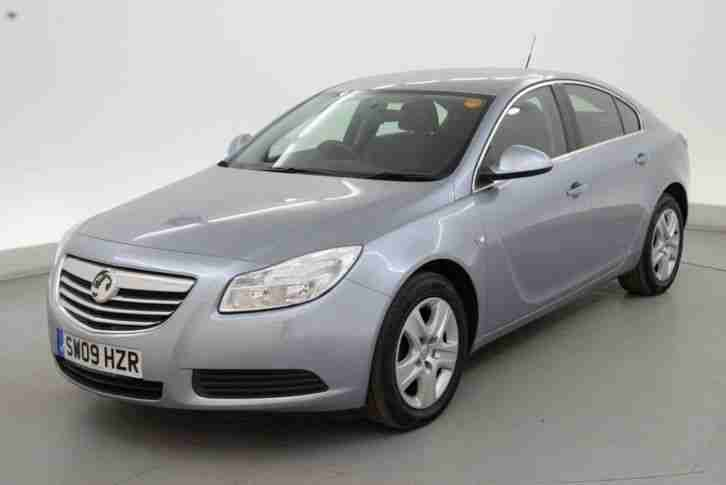 Vauxhall Insignia 2.0. Opel car from United Kingdom