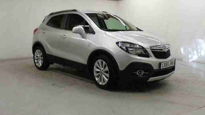 Vauxhall Mokka 1.4T. Land & Range Rover car from United Kingdom