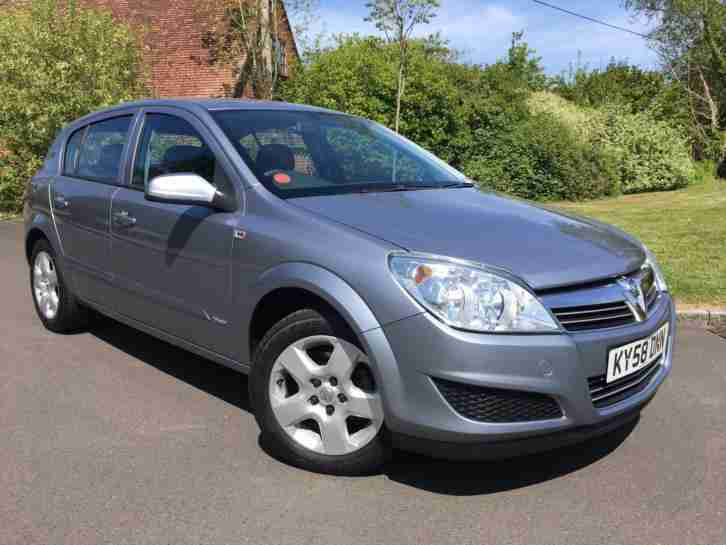 Opel Astra 1.4i 16v 2008MY Breeze