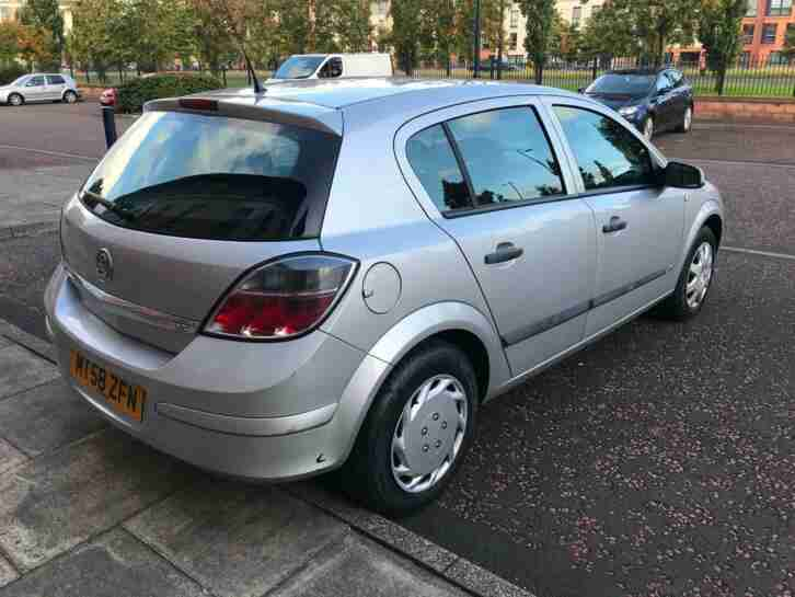 Vauxhall Astra 1.6 16v ( 115ps ) ( a c )