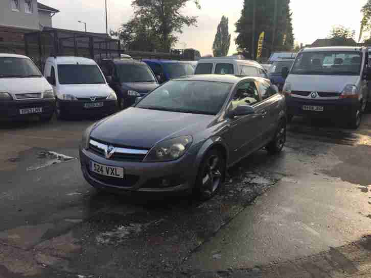Vauxhall/Opel Astra 1.9CDTi 16v ( 150ps ) Sport Hatch 2005.5MY SRi full mot