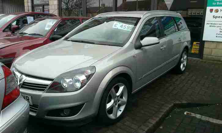 Vauxhall/Opel Astra 150 CDTI SRI Estate 54000 miles with full service history