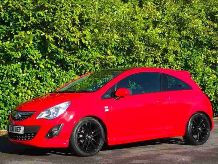 Vauxhall Opel Corsa 1.2i 16v ( 85ps ) Limited Edition ( a c ) 2011.5MY