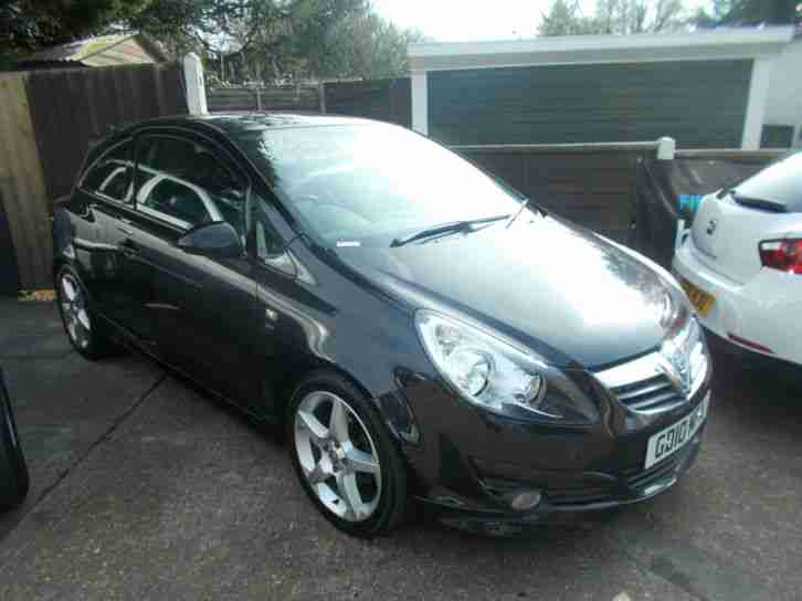 Opel Corsa 1.4i 16v 2010 sri with