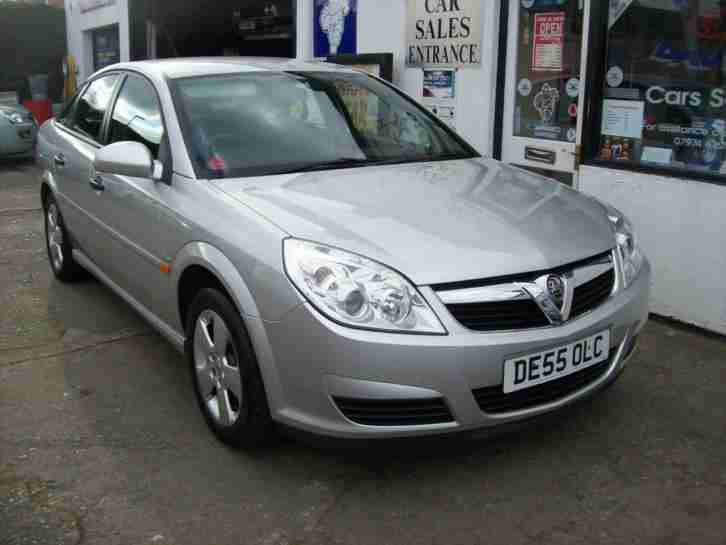 Vauxhall Opel Vectra 1 8i 16v 2005my Club Car For Sale