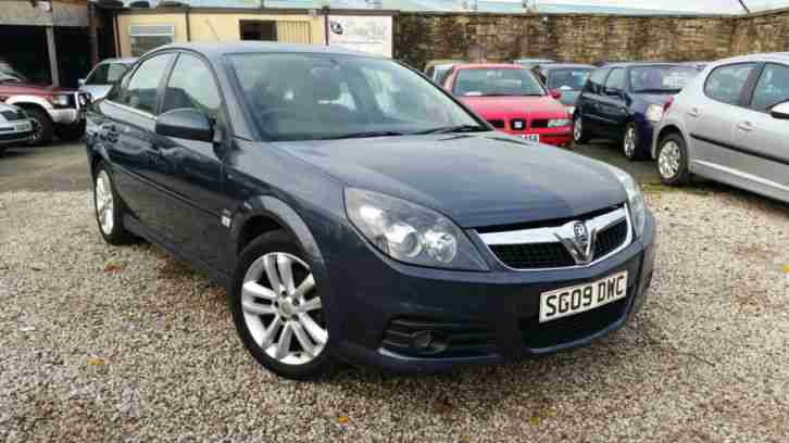 Vauxhall/Opel Vectra 1.9CDTi ( 120ps ) 2008MY SRi 5dr