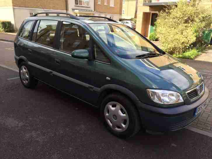opel vauxhall zafira 2 0dti 16v 2003 5my design car for sale. Black Bedroom Furniture Sets. Home Design Ideas