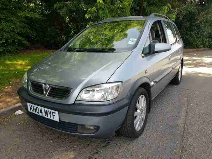 Vauxhall Opel Zafira. Other car from United Kingdom