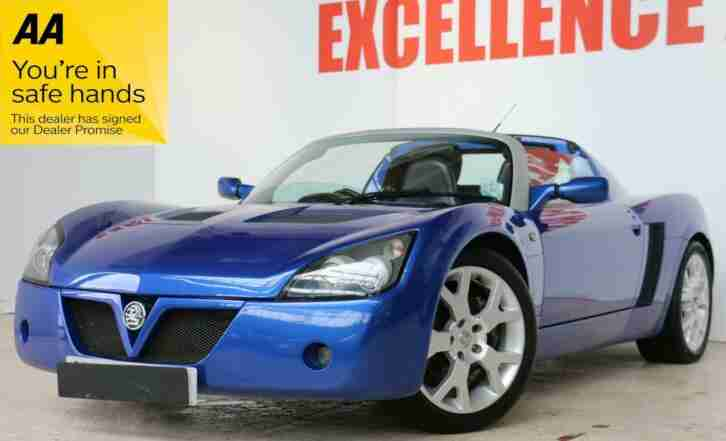 Vauxhall VX220 2.2i 16v Targa Roadster JUST