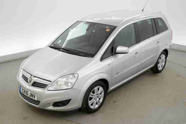 Vauxhall Zafira 1.6i [115] Design 5dr- CD PLAYER - AIR BAGS -