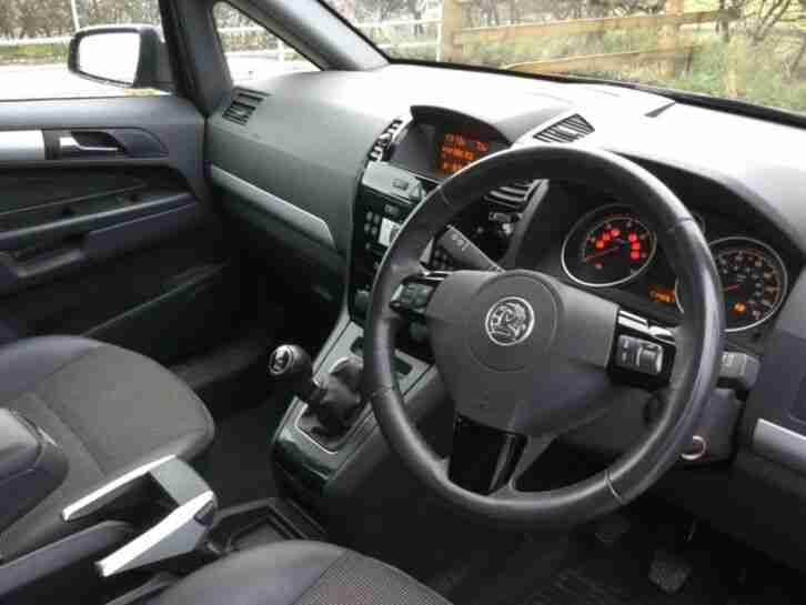 Zafira 2009, Grey, SPARES OR