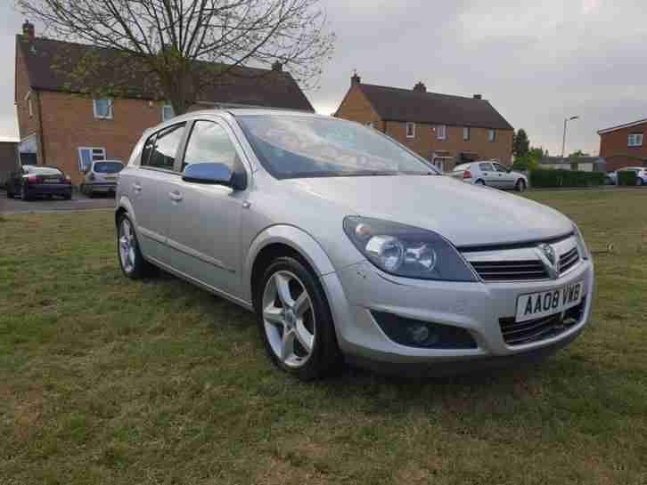 Vauxhall Astra sri. Vauxhall car from United Kingdom