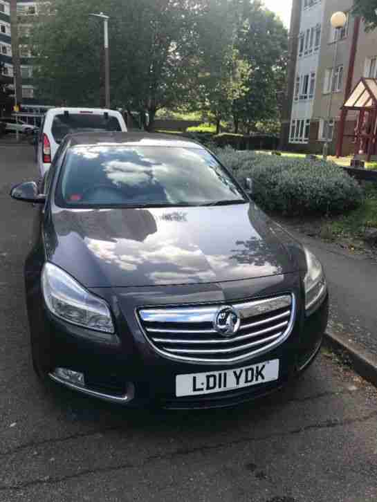 Vauxhall insignia 2.0 salvage car