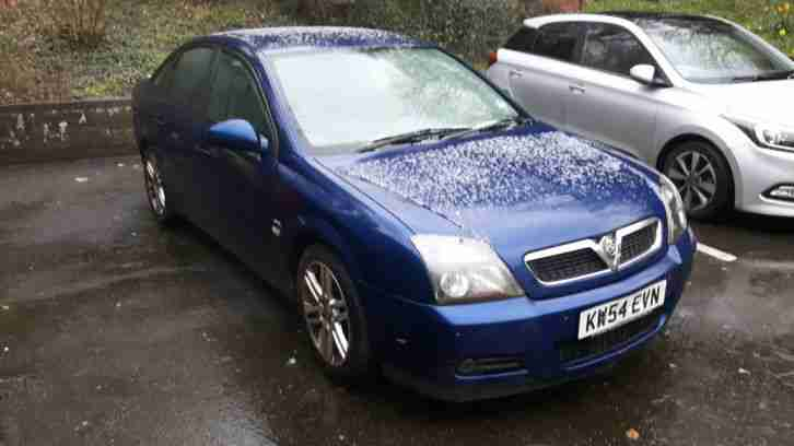 Vauxhall vectra dual. Opel car from United Kingdom