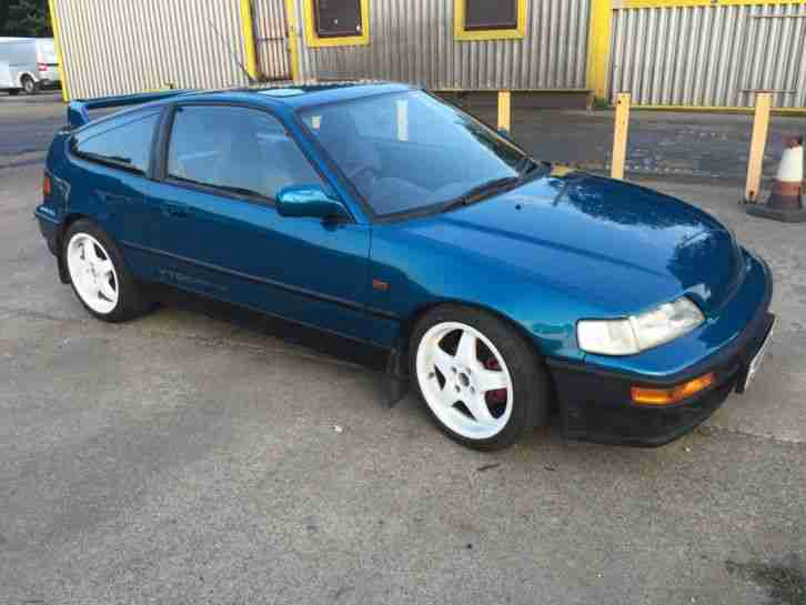 honda very rare 1991 civic 1 6 crx vtec 2d 148 bhp car for sale. Black Bedroom Furniture Sets. Home Design Ideas