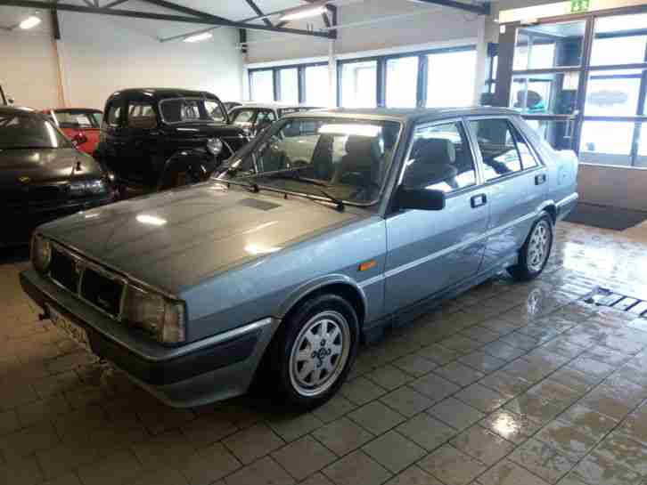 Lancia Very rare. Lancia car from United Kingdom