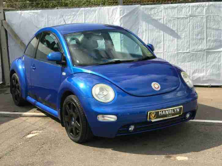 Beetle 2.3 V5 170BHP Low Mileage