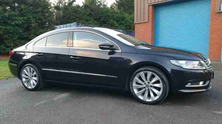 CC 2.0 TDI 177 BlueMotion Tech GT