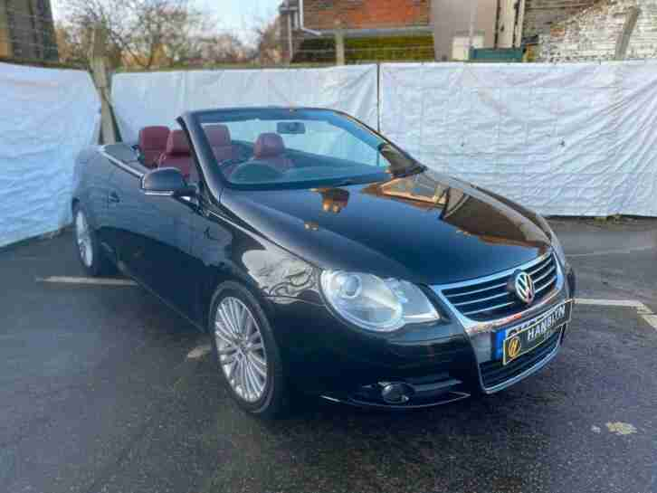 Volkswagen Eos 2.0 FSI 2007 Cabriolet, Glass Roof, Heated Leather, AA Warranty