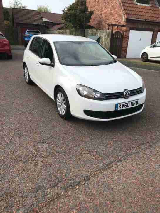 Volkswagen Golf 1.6TDI ( 105ps ) 2010MY Match