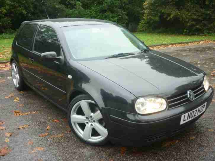 Volkswagen Golf 1.8T 2002MY GTi T 1 PREVIOUS OWNER, FSH, 58,000 MILES