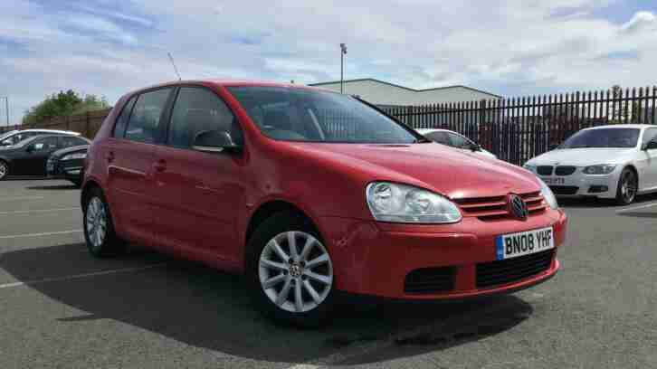 Golf 1.9 BlueMotion Match TDI DPF