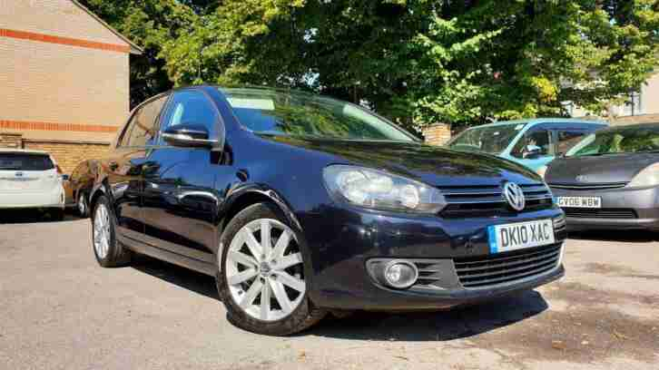 Volkswagen Golf 2.0TDI. Volkswagen car from United Kingdom