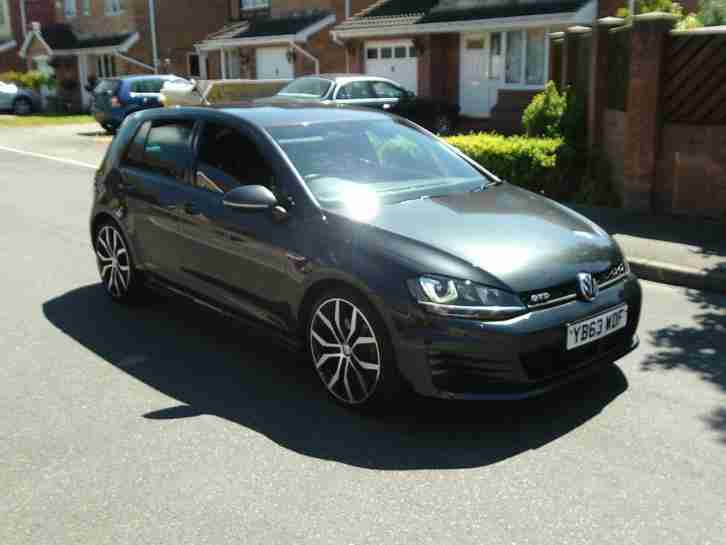 Golf 2.0TDI ( 184ps ) 2013MY GTD