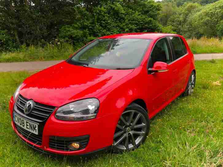Golf 2.0TDI GT 140 Only 69K,1Owner