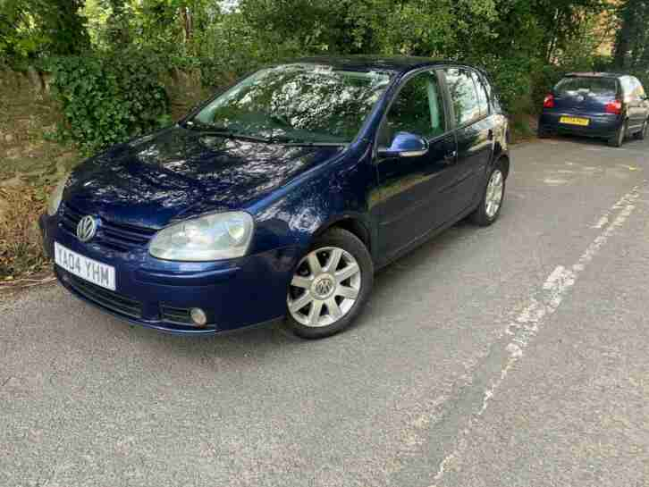 Volkswagen Golf GT 2.0TDI, full MOT, 5 doors.