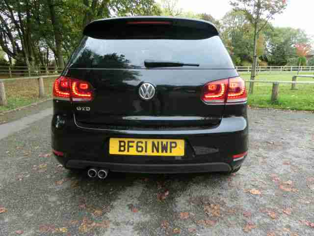 Volkswagen Golf GTD 2.0TDI 170ps 2011 *BUY THIS CAR FOR ONLY £57 PER WEEK*