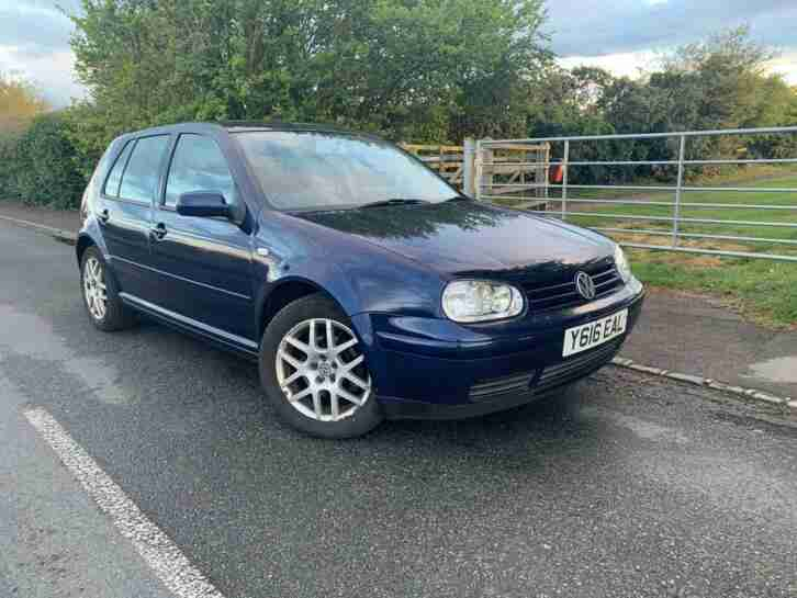 Volkswagen Golf GTI, long MOT, nice and tidy!