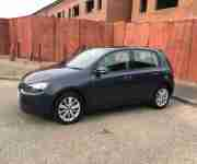 Volkswagen Golf Match 1.6 TDI 2010
