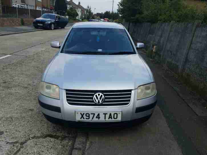 Passat 1.8 20v Turbo 2001MY Sport
