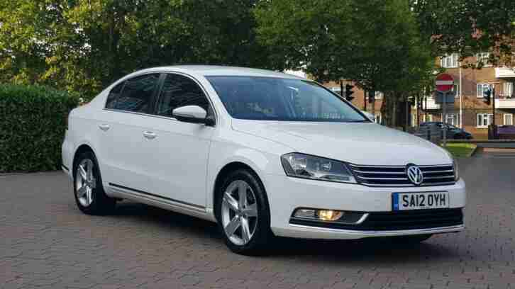 Volkswagen Passat 2.0. Volkswagen car from United Kingdom